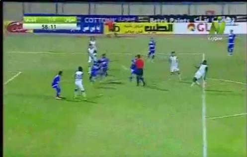 Egitto, gol dell'arbitro nella partita di campionato tra Enppi e Assuan