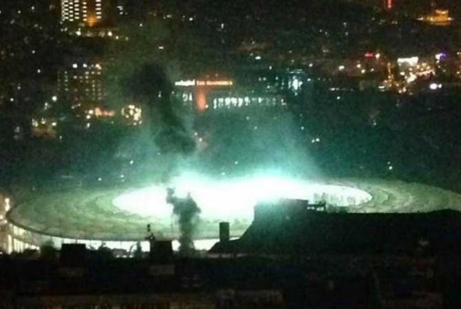 Lo stadio del Besiktas