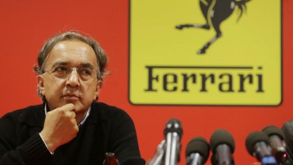 "Ferrari, Marchionne: ""Se non arrivano i risultati, responsabilità mia"". E su Vettel e Raikkonen..."