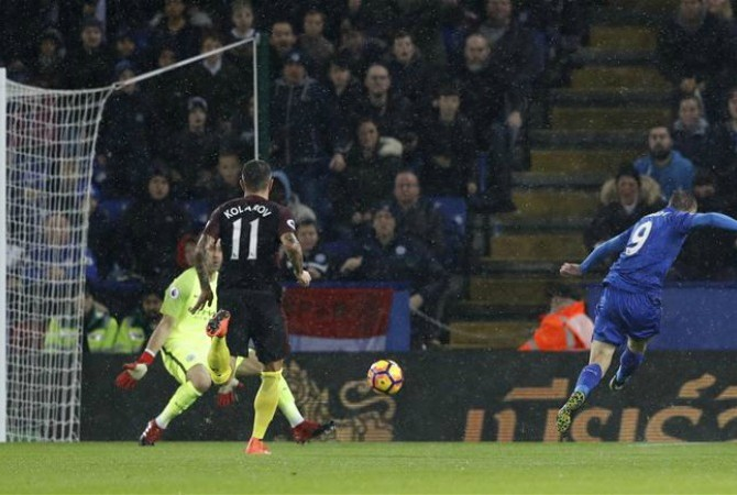 Vardy ritrova il gol con il Leicester