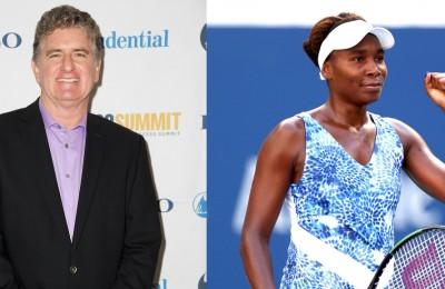 """Commentatore paragona Venus Williams ad un gorilla? Poi chiede scusa: """"Errore di pronuncia"""""""