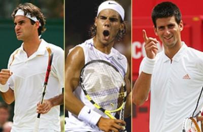 Federer Nadal e Djokovic ancora cannibali: da 12 anni 4 Slam su 5 sono loro