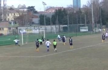Il gol alla Messi del dilettante Francesco Barranca: ne salta sei e fa gol