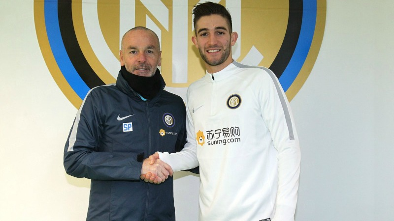 Inter, Gagliardini ha firmato. Pioli potrebbe lanciarlo già sabato con il Chievo