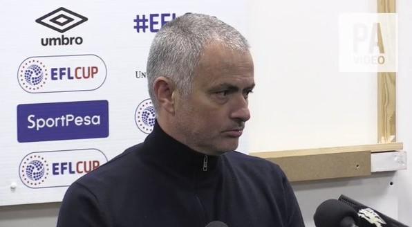 Incredibile Mourinho: il Manchester United perde ma lui nega tutto