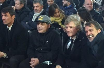 """Maradona nella Hall of Fame del calcio italiano: """"Dybala meglio di Higuain, su Sarri ho sbagliato"""""""