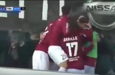 """Strepitosa rimonta del Trapani. Calori: """"Due gol regalati ma che carattere"""""""