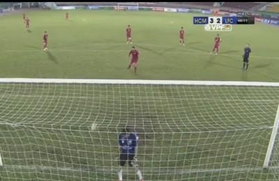 Incredibile in Vietnam: l'arbitro fischia un rigore e per protesta il Long An regala tre gol