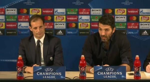 Champions, la Juve oggi parte per Monaco