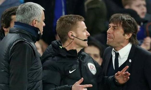 """Mourinho non dimentica e attacca ancora Conte: """"Scelgo il disprezzo e la chiudo qua"""""""