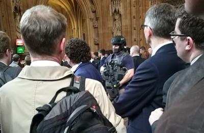 L'attentato di Westminster: la testimonianza del pugile Vincenzo Mangiacapre