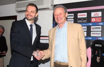 Al Palermo decide tutto ancora Zamparini ma dove sta la notizia?