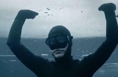 Johanna Nordblad e l'incredibile record del mondo di apnea sotto i ghiacci