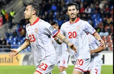 Nestorovski del Palermo fa doppietta con la Macedonia