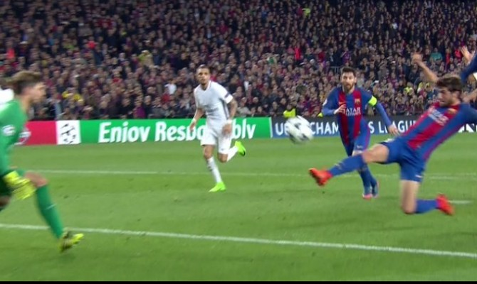 Miracolo del Barcellona, folle rimonta sul Psg: Sergi Roberto fa il 6-1 al 96′