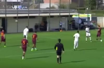 Totti non è finito! Ecco il gran gol del capitano della Roma in allenamento