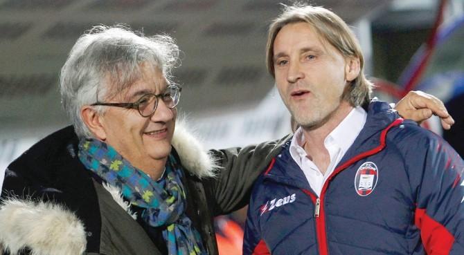 """Crotone, dimissioni di Davide Nicola: """"Quando dico una cosa non faccio chiacchiere"""""""