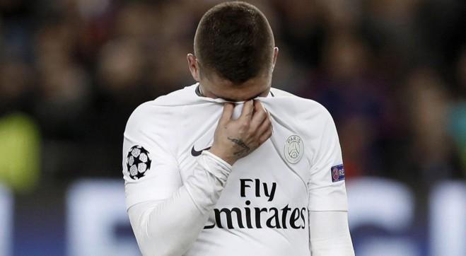 Verratti chiede scusa per il ko: si avvicina l'addio al Bayern?