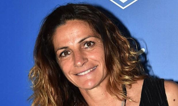 Patrizia Panico è il ct (ad interim) della Nazionale maschile Under 16