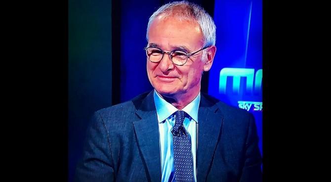 Ranieri, i calciatori non mi hanno tradito COMMENTA