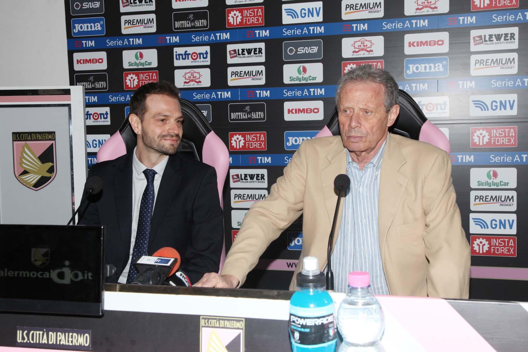 Baccaglini, il Palermo come il Milan e la YW&F Global Limited: scatola vuota in attesa di finanziatori