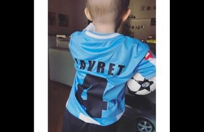 Tragedia nel calcio: morto il bimbo di 3 anni del calciatore Stefano Favret