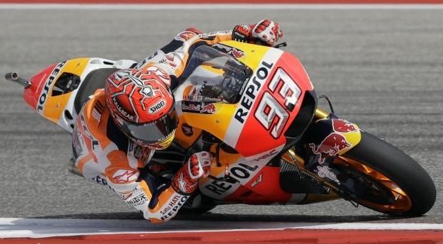 Aragon, Marquez batte Dovizioso e mette le mani sul titolo; podio Iannone, ottavo Rossi