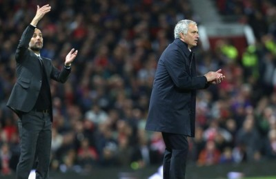 Guardiola e Mourinho non si fanno male, a reti bianche il derby di Manchester