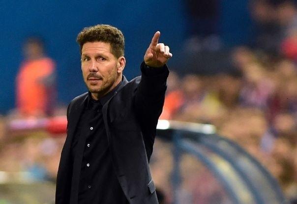 Diego Simeone rinnova con l'Atletico Madrid fino al 2020