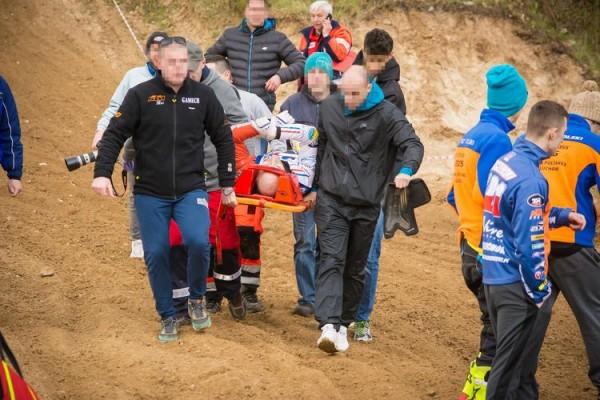 Terribile incidente per Gollob, l'ex campione del mondo di speedway rischia paralisi