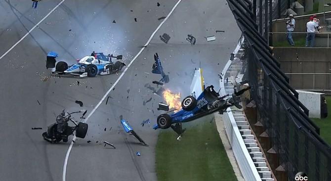 IndyCar, Indianapolis 500: Un Super Sato coglie la vittoria della vita