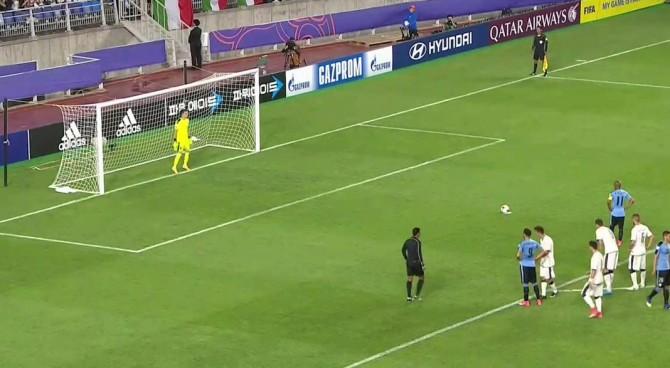 Mondiali Under 20: Italia ko al debutto, vince l'Uruguay