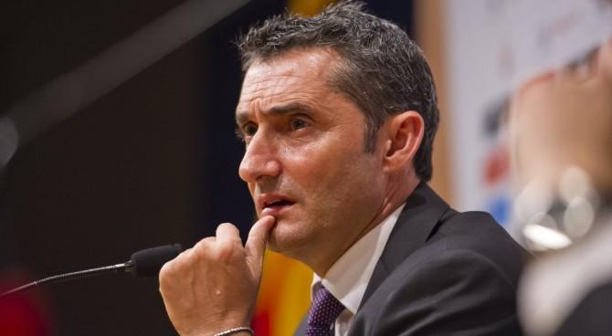 UFFICIALE: Barcellona, Valverde è il nuovo allenatore