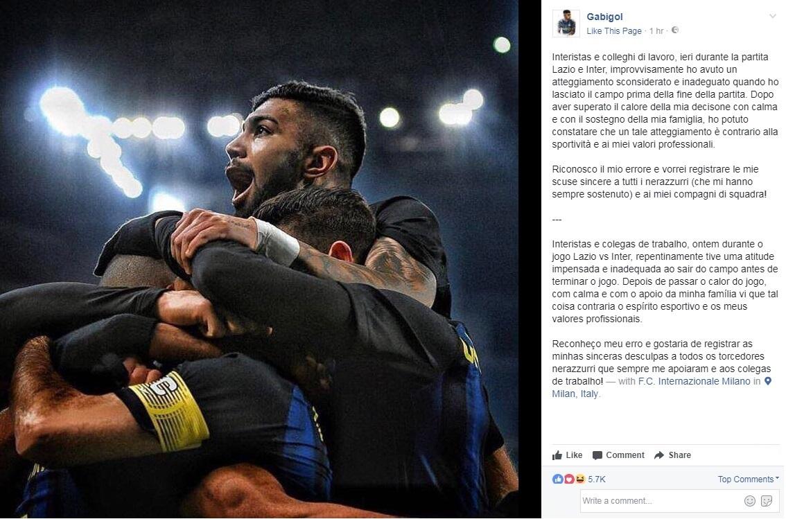 Inter, Gabigol e Joao Mario in tribuna contro l'Udinese? Ecco il motivo