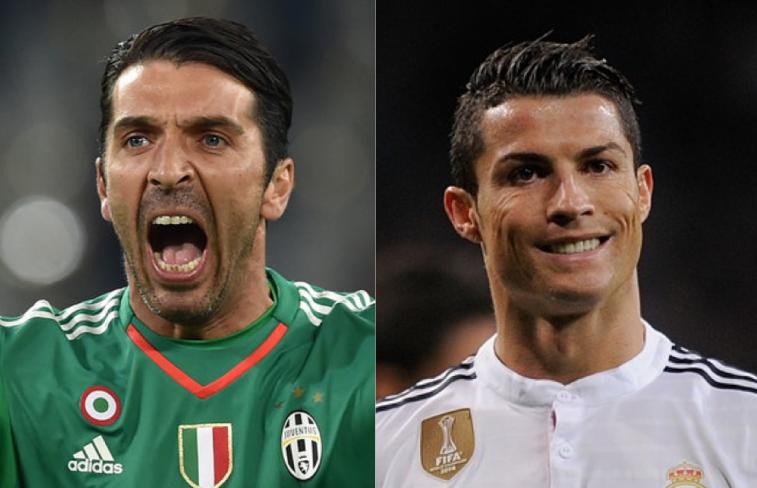 Real Madrid-Juventus, 24 finali in 2 e Ronaldo-Buffon varrà anche per il Pallone d'Oro