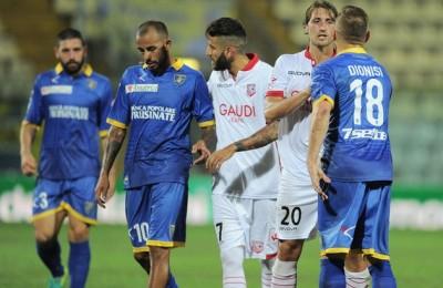 Play-off serie B, Carpi-Frosinone a reti bianche