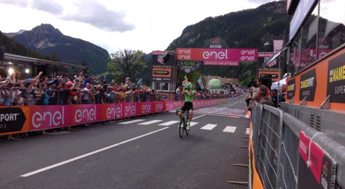 Giro d'Italia: l'ultima cronometro incorona Dumoulin