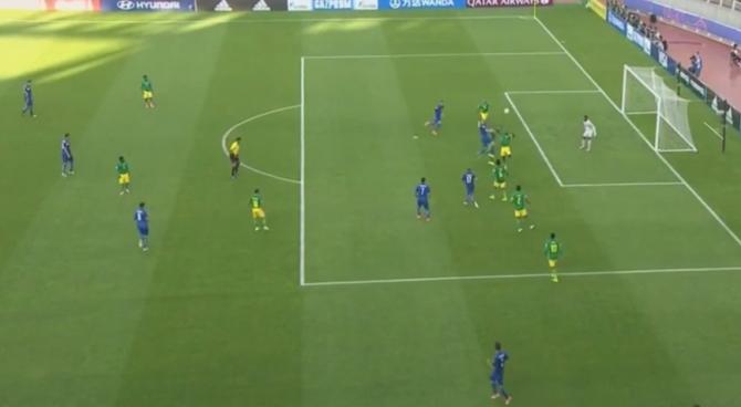 Mondiale under 20, Italia vince con schema da rimessa laterale