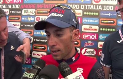 """Vincenzo Nibali conferma: """"Al Lombardia ci sarò. Il mio 2017 ottimo"""""""