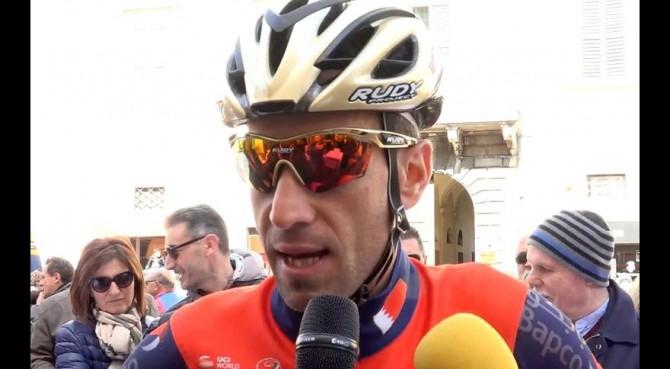Vincenzo Nibali ha una microfrattura alla costola. Mondiale di Bergen addio
