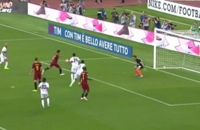 Roma, la festa è completa: Totti, secondo posto e Dzeko capocannoniere