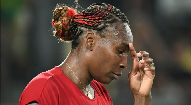 Venus Williams coinvolta in incidente stradale mortale