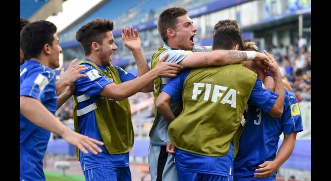 Mondiale Under 20, Orsolini illude ma l'Italia va ko contro l'Inghilterra