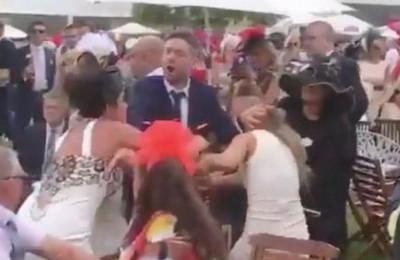 Ascot, mega rissa tra uomini e donne prima del Royal Meeting