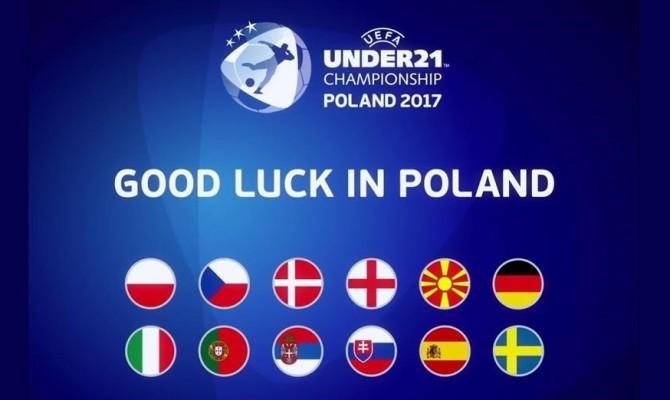 U21, i convocati Europei 2017 in Polonia