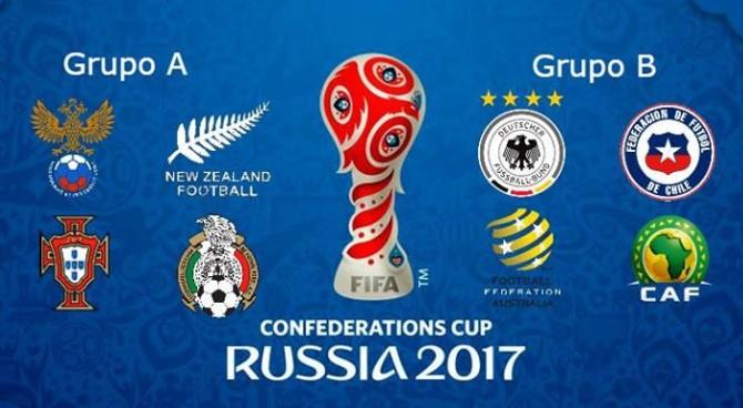 Confederations Cup - Pari spettacolo tra Portogallo e Messico