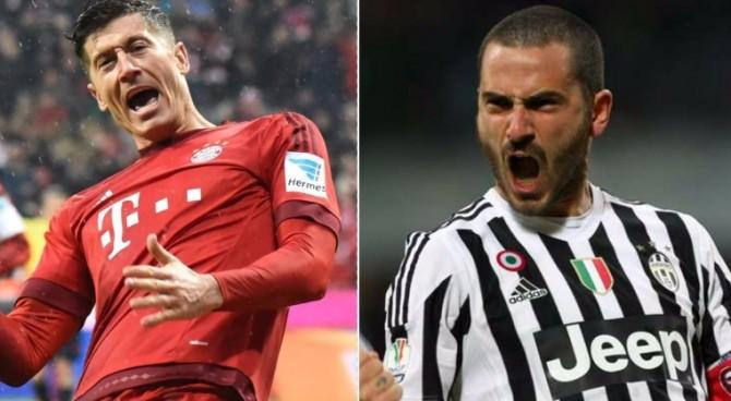 Juventus, insidia inglese: 100 milioni per Bonucci ed Alex Sandro