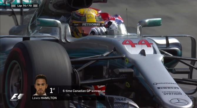 F1. Dominio Mercedes, Vettel si deve accontentare del 4° posto