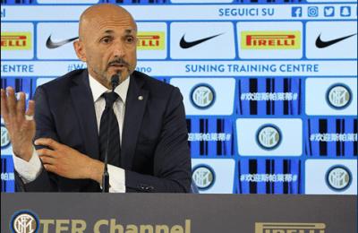 """Spalletti: """"Al San Paolo l'Inter non si tirerà indietro"""". E il Napoli si complimenta... per la battuta"""