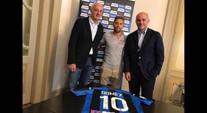 Calciomercato Atalanta, Gomez rinnova. Percassi:
